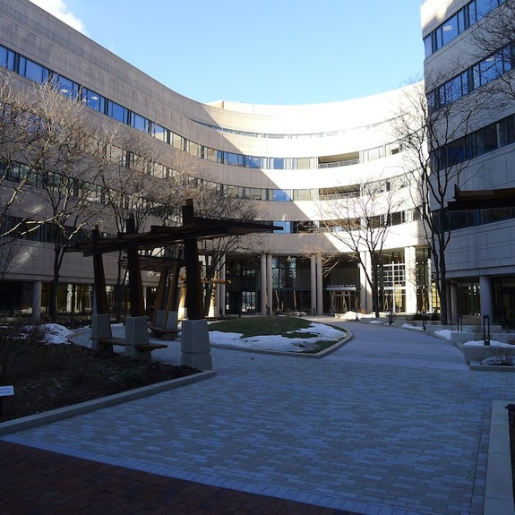 IBM in Cambridge -- One Charles Park at One Rogers Street