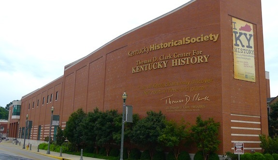 The Thomas D. Clark Center for Kentucky History