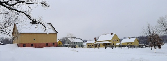 Living History Farms near Des Moines, Iowa
