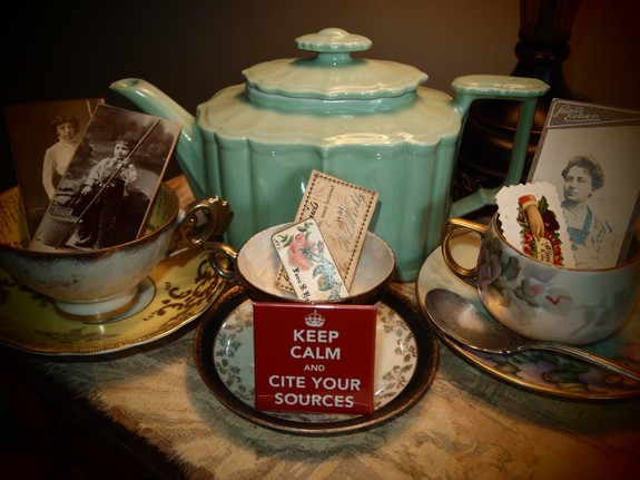 Genealogy Tea & Sympathy at the Kentucky Historical Society