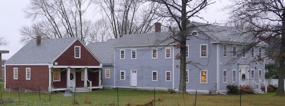 Needham Historical Society in Needham, Massachusetts