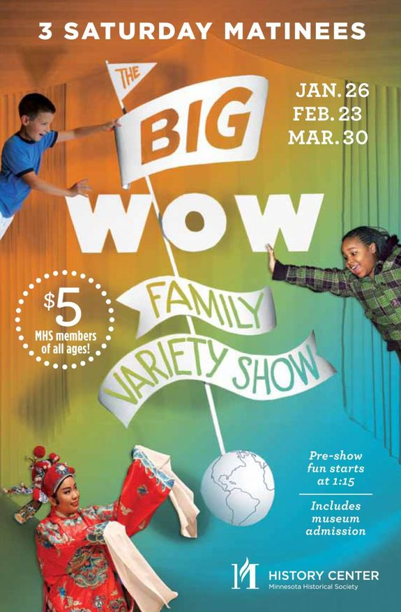 The Big Wow Family Variety Show