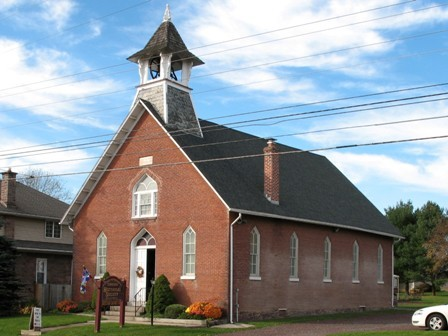 Sanatoga Union Sunday School today