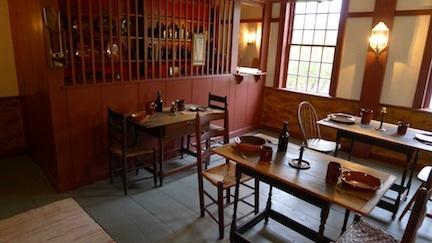 Inside Rider Tavern