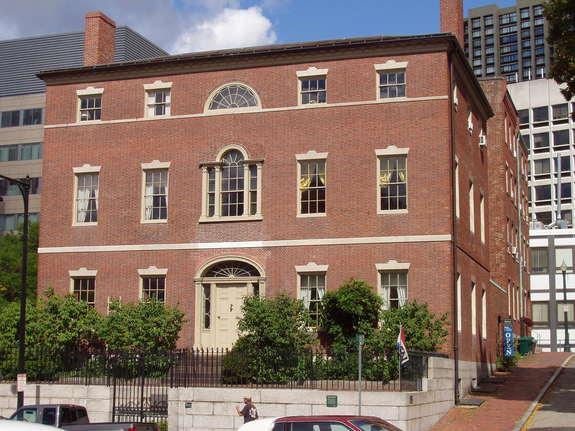 Otis House in Boston, Massachusetts