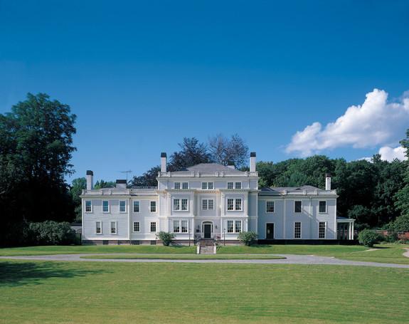 Lyman Estate in Waltham, Massachusetts