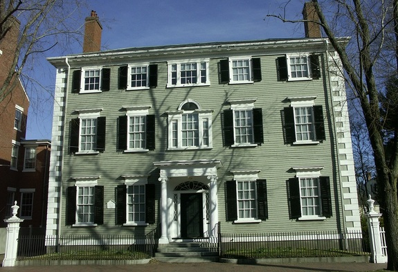 Phillips House in Salem, Massachusetts