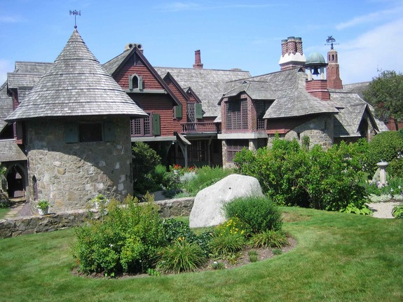 Beauport, Sleeper-McCann House in Gloucester, Massachusetts