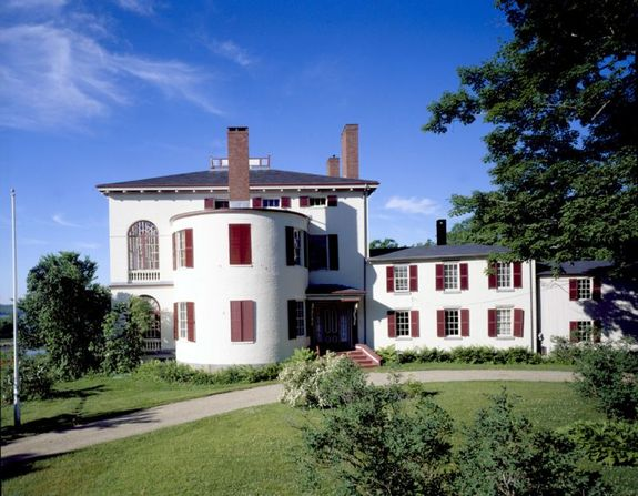 Castle Tucker in Wiscasset, Maine
