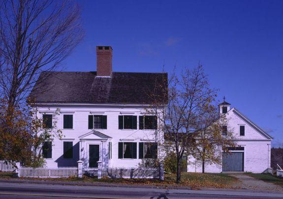 Marrett House in Standish, Maine
