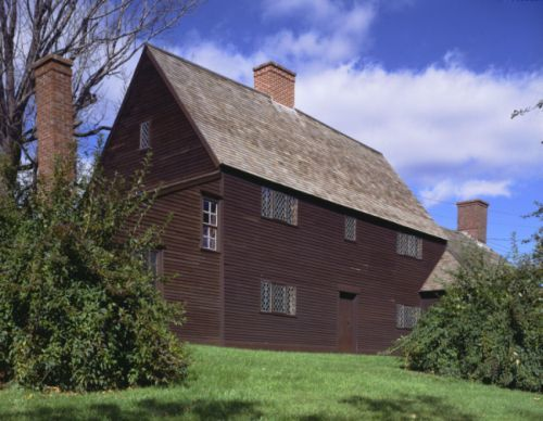 Jackson House in Portsmouth, New Hampshire