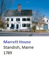 Marrett House