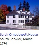 Sarah Orne Jewett House