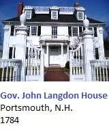 Governor John Langdon House