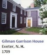Gilman Garrison House