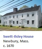 Swett-Ilsley House