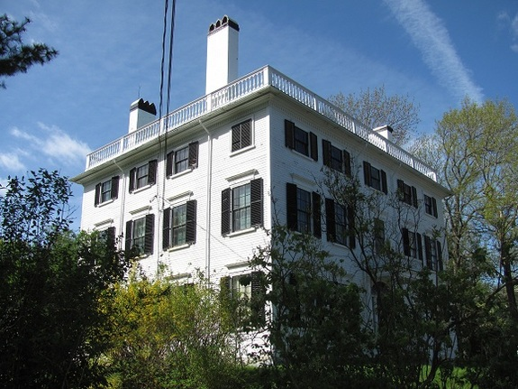 Rundlet-May House in Portsmouth New Hampshire