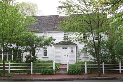 Cooper-Frost-Austin House in Cambridge, Massachusetts