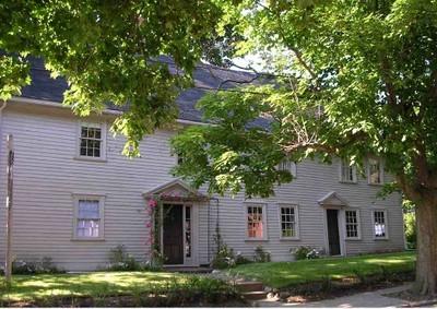 Pierce House in Dorchester, Massachusetts