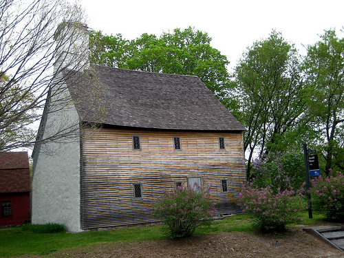 Arnold House in Lincoln, Rhode Island