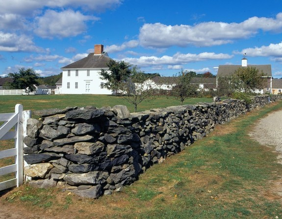 Casey Farm in Saunderstown, Rhode Island