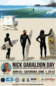 Nick Gabaldon Day