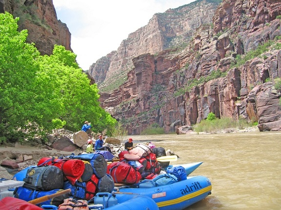 Yampa River Rafting Adventure in Dinosaur National Monument