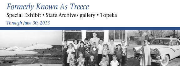 Kansas Museum of History - Formerly Known As Treece