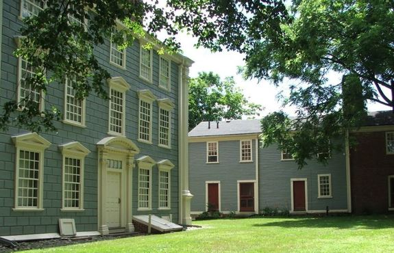 Royall House and Slave Quarters