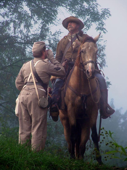 Civil War Reenactment to commemorate Battle of Chickamauga 150th anniversary