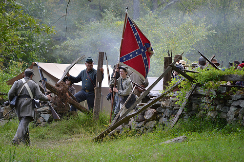 Annual Reenactment at The Colonial Plantation