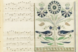 Flowers of Paradise: Manuscripts and Illustrations from the Ephrata Cloister