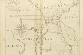 Documents and Drinks: 250th Anniversary of the Mason-Dixon Line