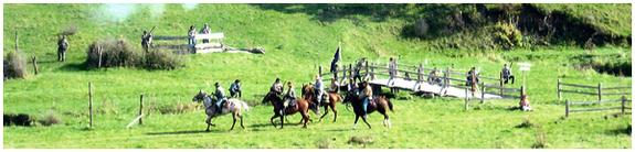 15th annual Battle of Little Sugar Creek Civil War Encampment