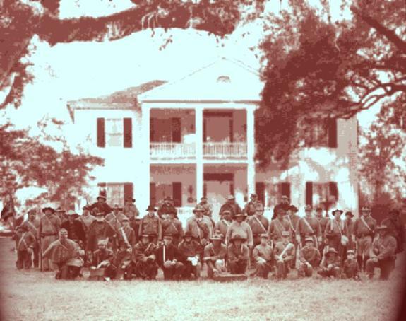 Liendo Plantation Civil War Weekend