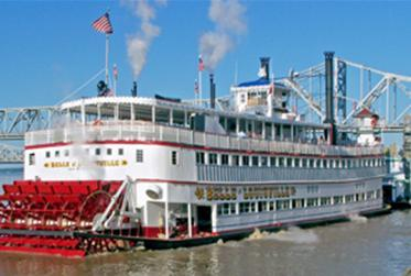 Steamboats A-Comin Grand Ball and Dinner Cruise