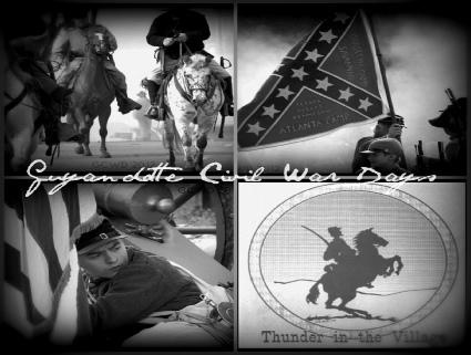 "24 annual ""Thunder in the Village"" Guyandotte Civil War Days"