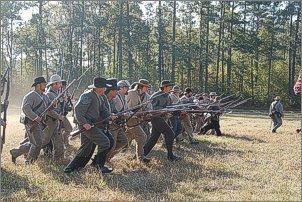 """Battle of Bethesda Church"""