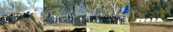 150th Anniversary Battle for Battery Wagner at Boone Hall Plantation