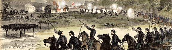 The Battle of Honey Springs 150th anniversary