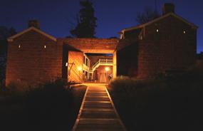 Winsor Castle by Night