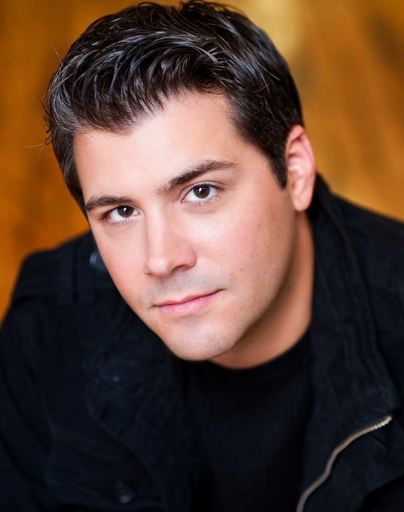 Tenor Michael DiMucci to perform Christmas Concert in historic ballroom at Linden Place Mansion