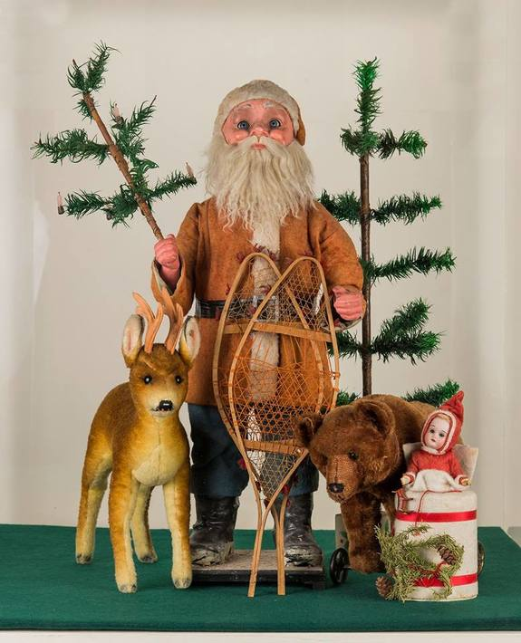 """""""Not a Creature Was Stirring"""" – Christmas Animals, Toys and Thomas Nast"""