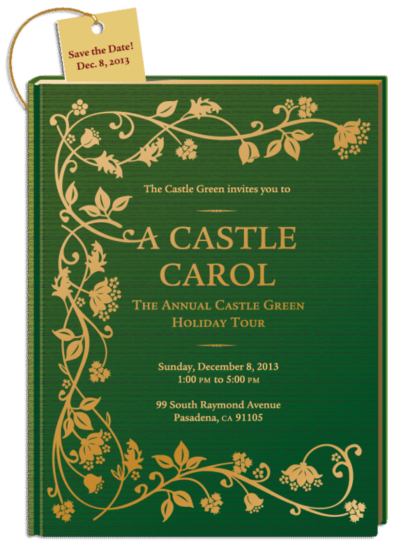 Annual Castle Green Holiday Tour