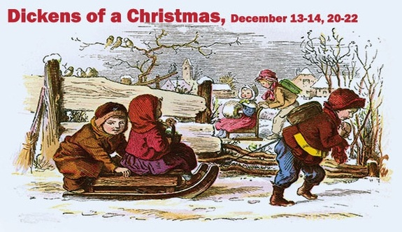 Dickens of a Christmas - Ohio History Center