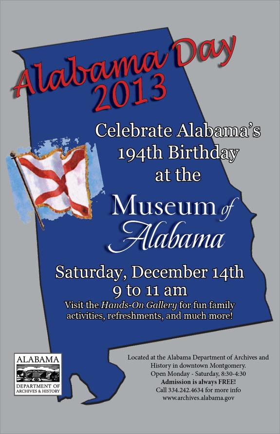 Alabama Day