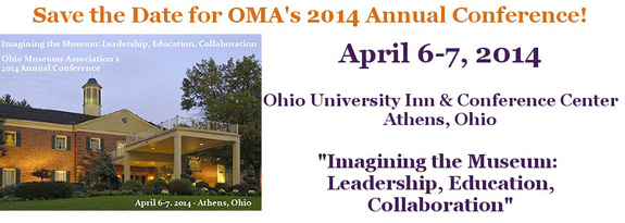 Ohio Museums Association's 2014 Annual Conference