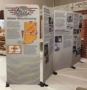 Auto Indiana: A traveling exihibit from the Indiana State Historical Society