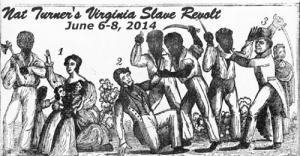 Nat Turner's Virginia Slave Revolt