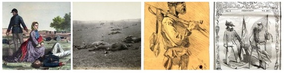 THE VISUAL CULTURE OF THE AMERICAN CIVIL WAR An NEH Summer Institute for College & University Teachers